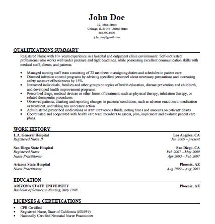 Types Of Resumes The 3 Types Of Resume Explained Httpresumecompanion