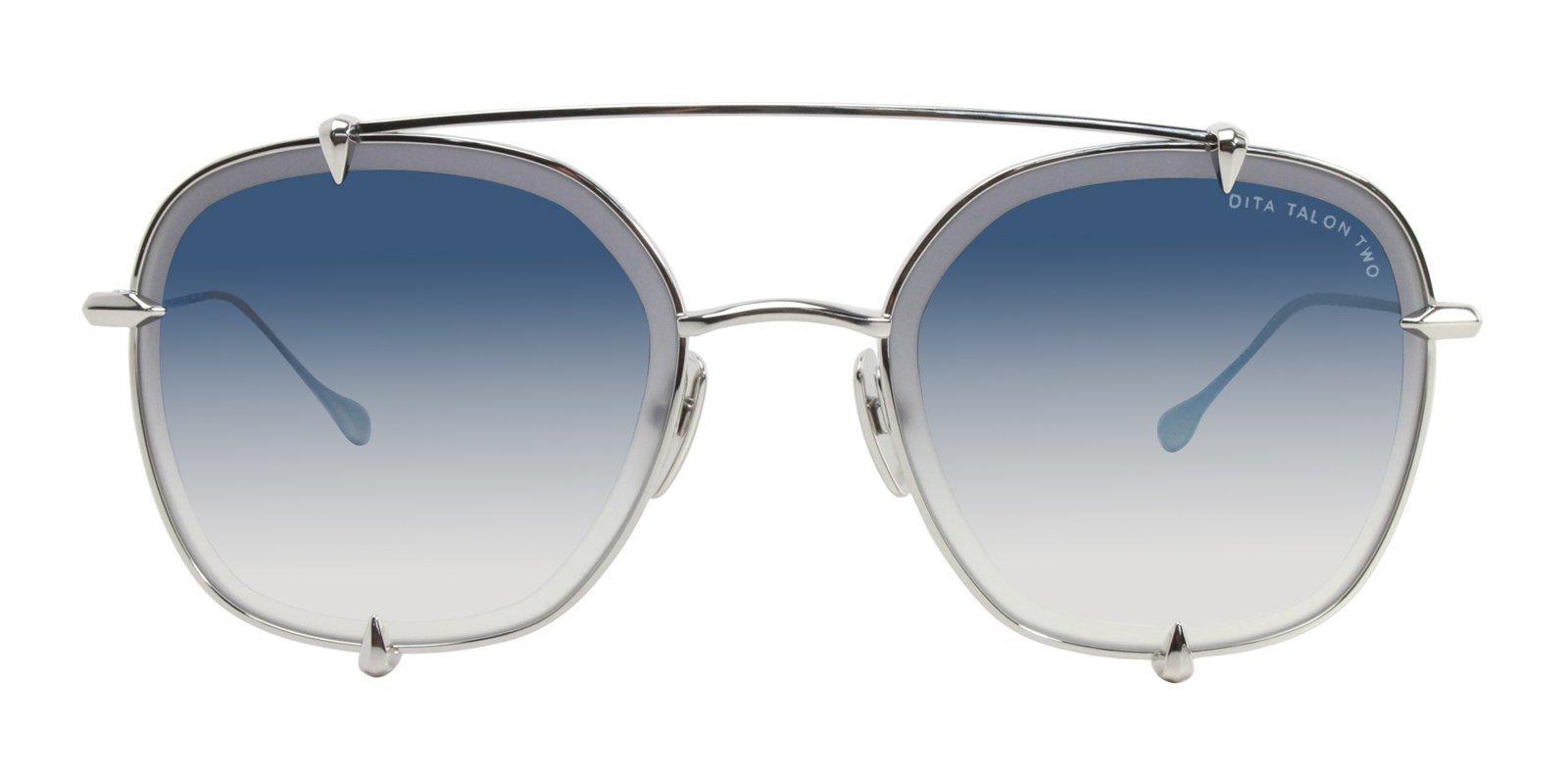 fa1258b65c9 Dita - Talon-Two Silver - Blue sunglasses