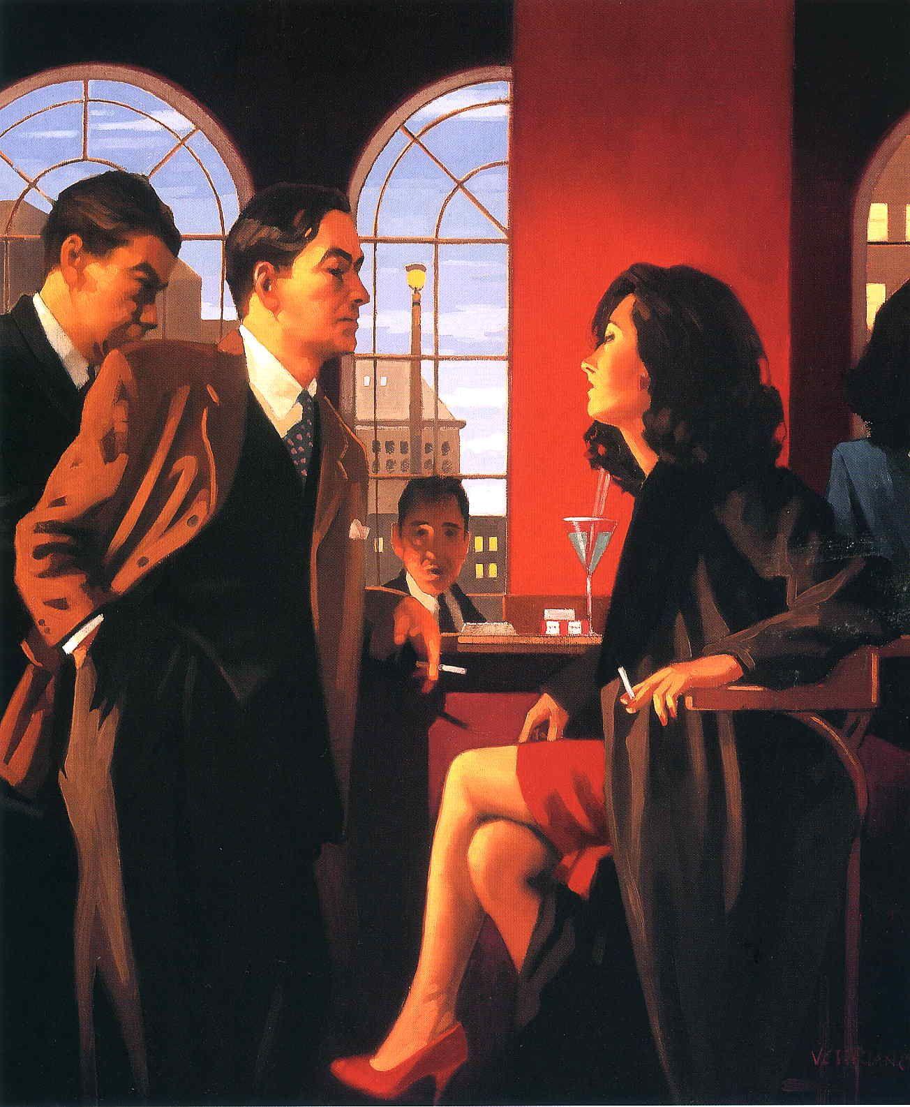 Jack Vettriano Paintings Artwork Gallery In Chronological Order Jack Vettriano Jack Vetriano Artwork Painting