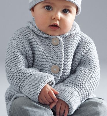 modele tricot phildar bebe