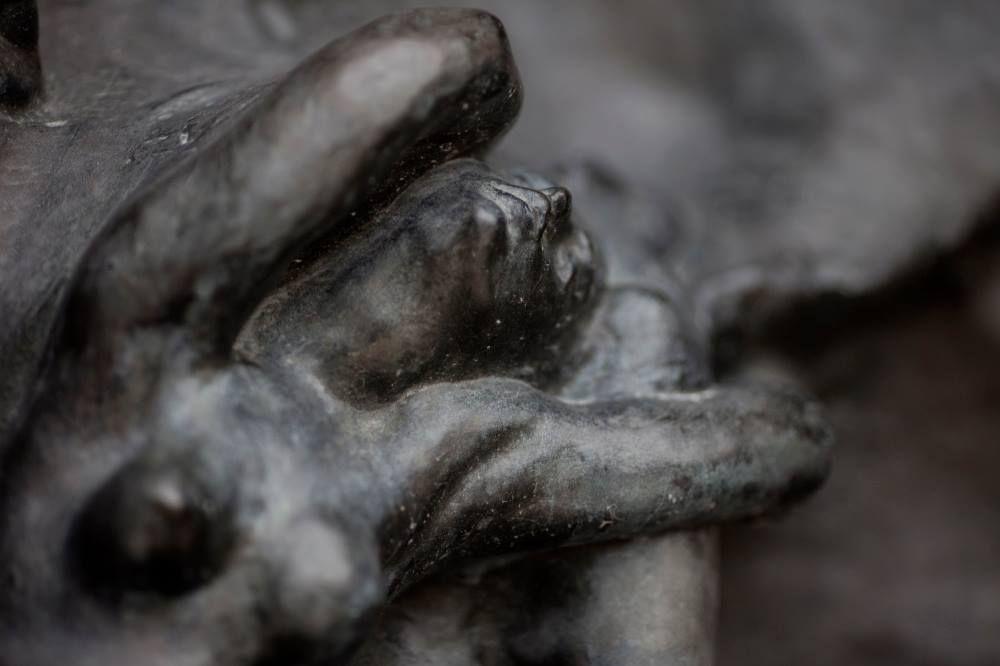 Porte de l'Enfer - Musée Rodin
