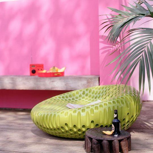 1 Bright Ideas Garden Acid Colours