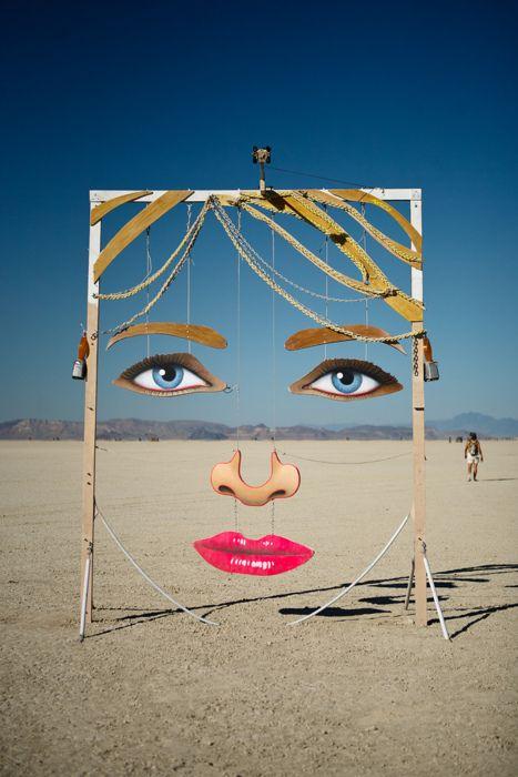 Playa Face