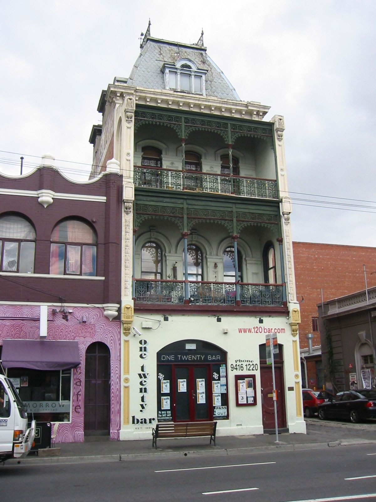 Rare 3 Storey Victorian Terrace With Mansard Roof At 120