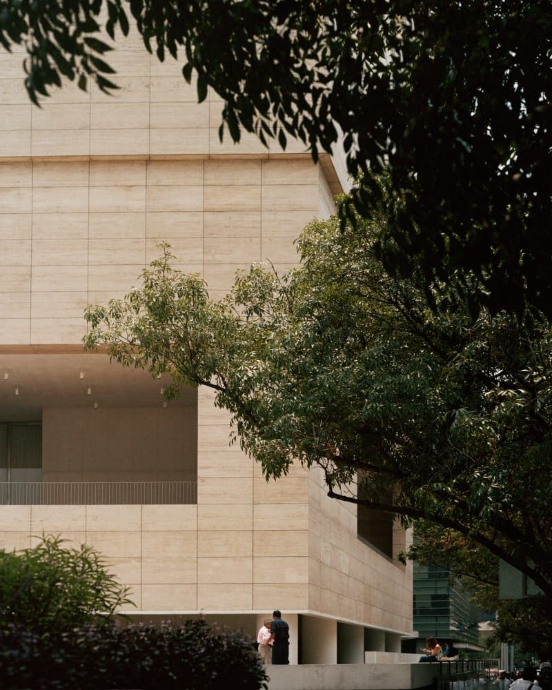 David Chipperfield Architects, Rory Gardiner · Museo Jumex