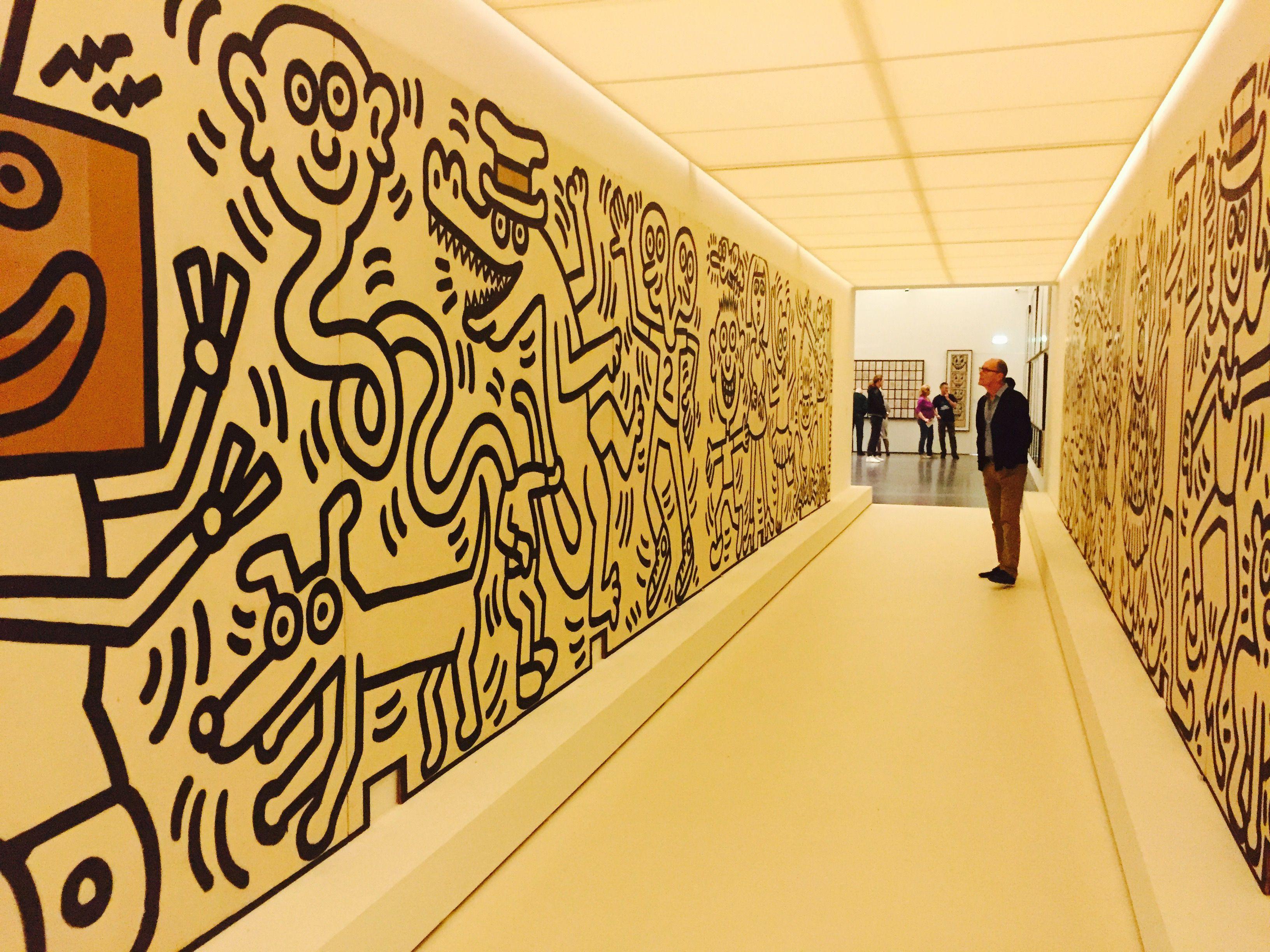 Keith Haring - Kunsthal Rotterdam   Keith Haring   Pinterest   Keith ...