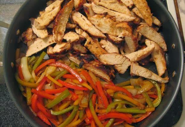 Chili S Fajitas Fajita Recipe Recipes Chili S Fajitas Recipe