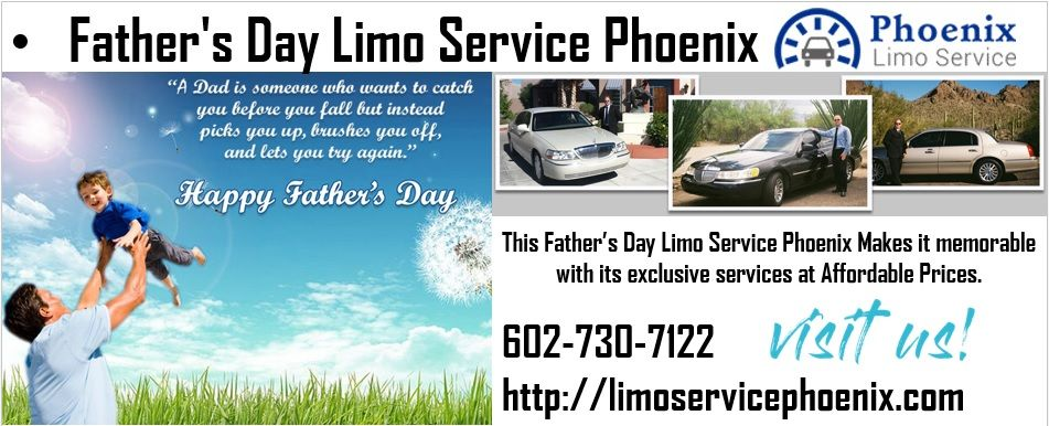 Father's Day Limo Service Phoenix How to memorize things