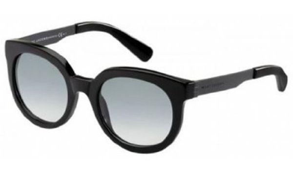 6b906e6205e19 eBay  Sponsored Marc Jacobs MJ466 S Sunglasses-052F Black (VK Gray Gradient  Lens)-53mm
