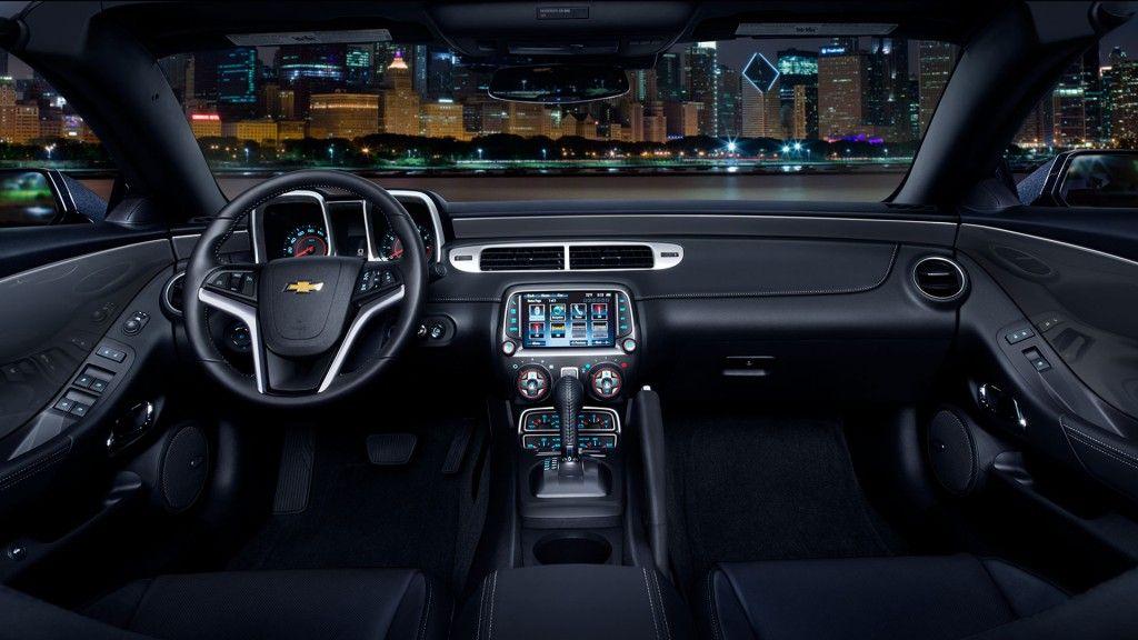 2015 camaro 2lt coupe interior - Camaro 2015 Convertible Blue