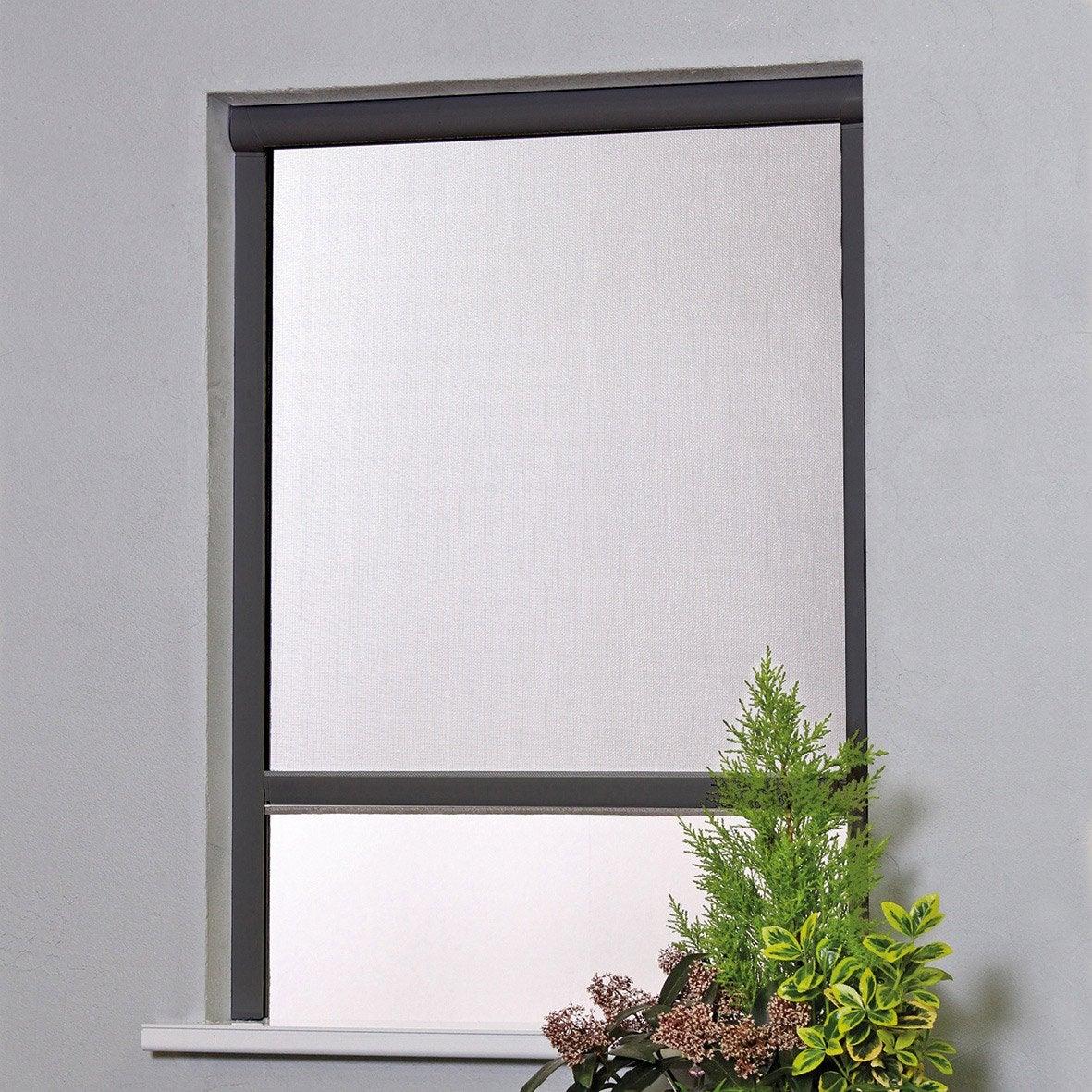 Moustiquaire Pour Fenêtre H160 X L150 Cm Products En