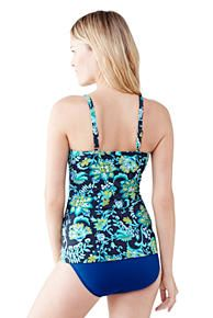 3e50a6410a Women's Beach Living Push up Tankini Top from Lands' End | My Style ...