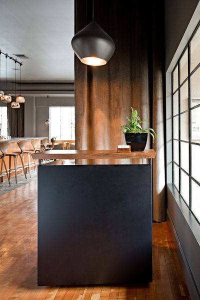 Wildwood Restaurant And Bar Hostess, Custom Furniture Makers Portland Oregon