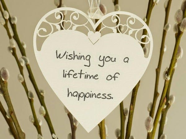 Wishes For Wedding