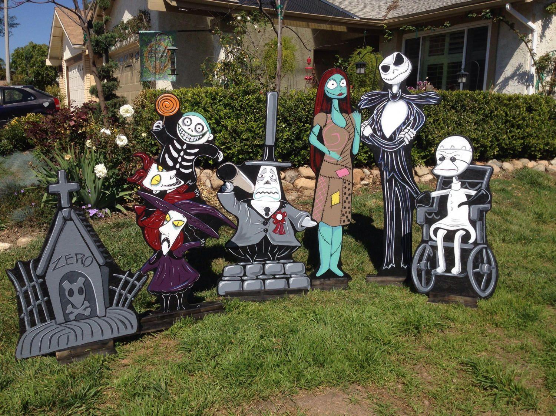 2017 Nightmare Yard Display | Halloween | Pinterest | Osb plywood ...