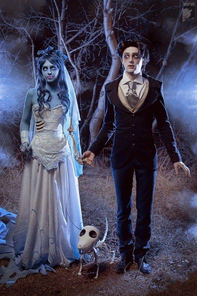 la novia cadáver   disfraces   disfraces de novia, disfraces y
