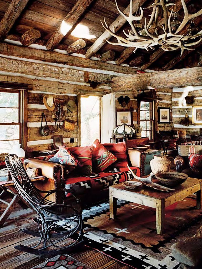 Casa de campo ralph lauren casa de mis sue os dreamhouse interiores decora o salas - Ralph lauren casa ...