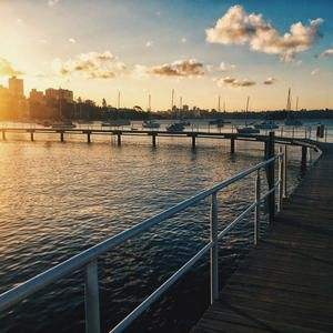 This is the famous Double Bay, a cool suburb in Sydney // MARIAJESUS.CO