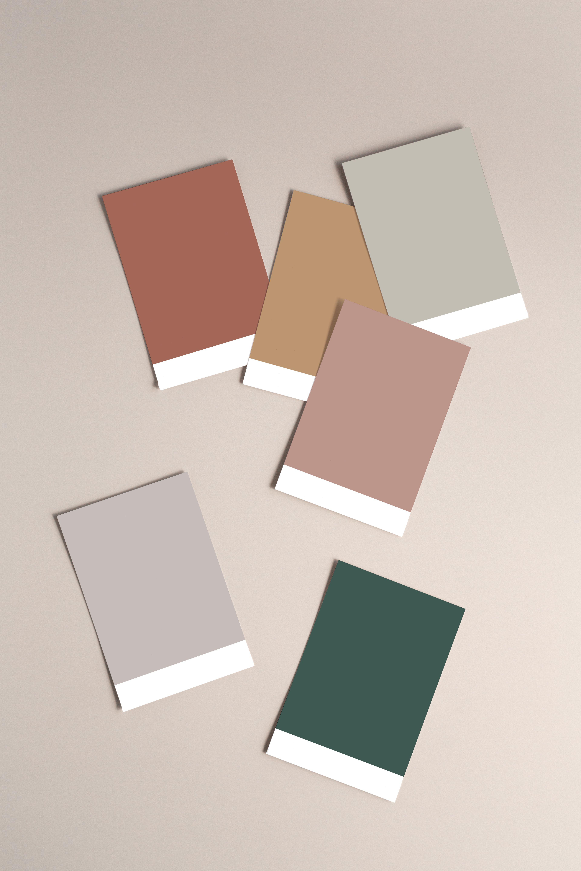 Brand Palette: Bravely Inspired