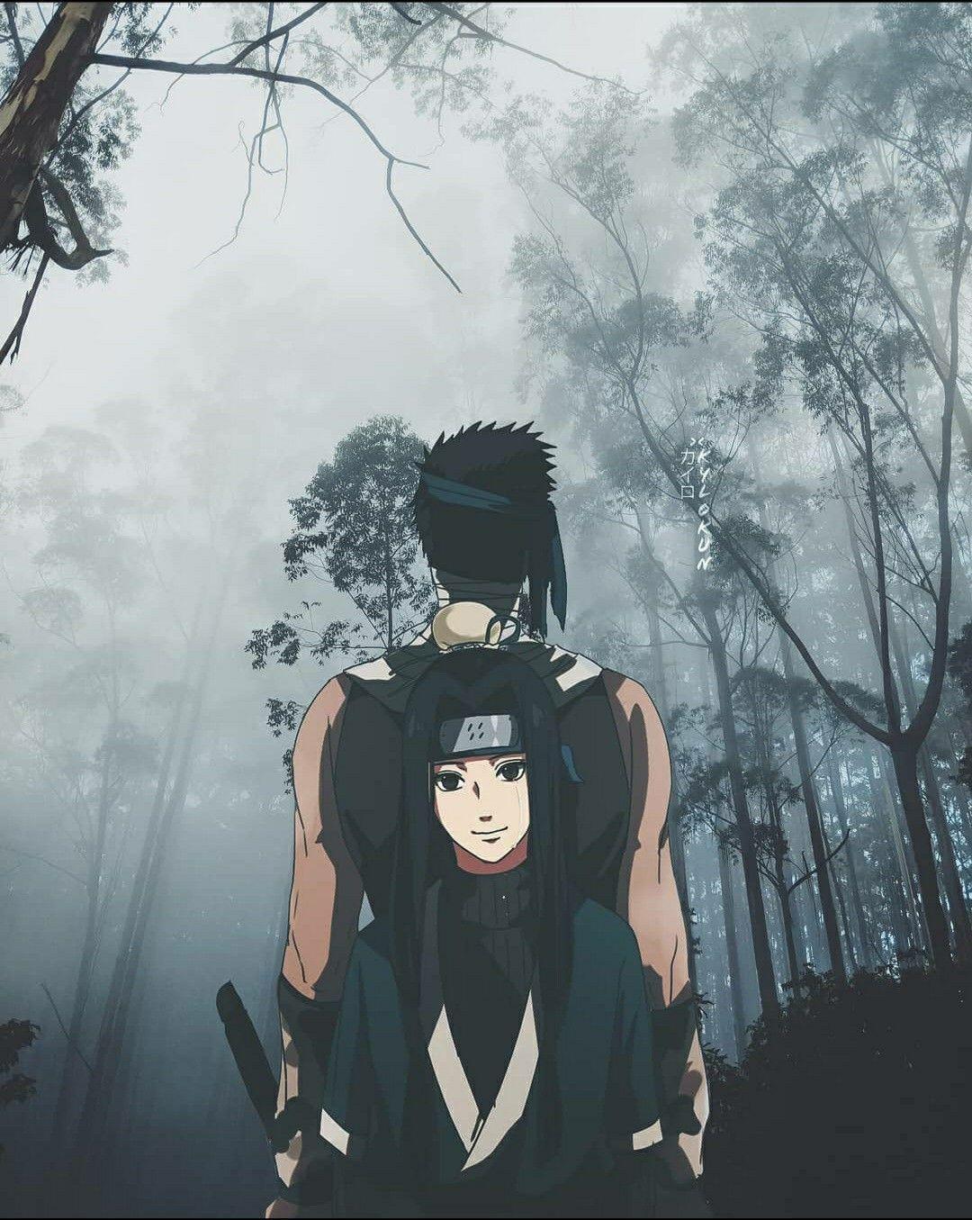 Zabuza Naruto Wallpaper Naruto Pretty Art