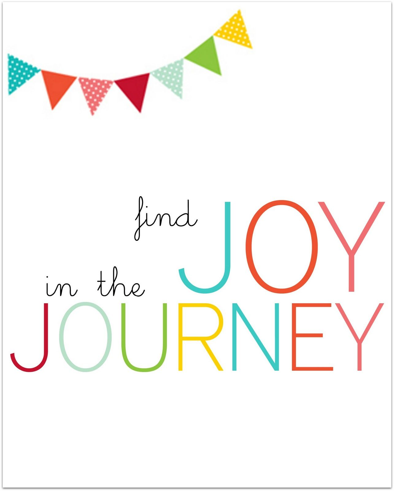 Find Joy In The Journey Quotes Pinterest Joy Quotes And