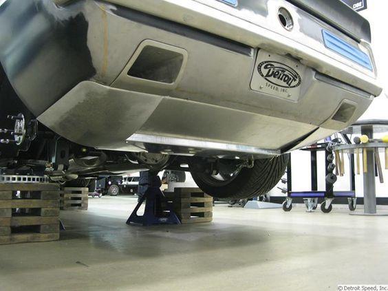 Detroit Speed, Inc. - Projects - Angelo Vespi's 1969 Camaro ...