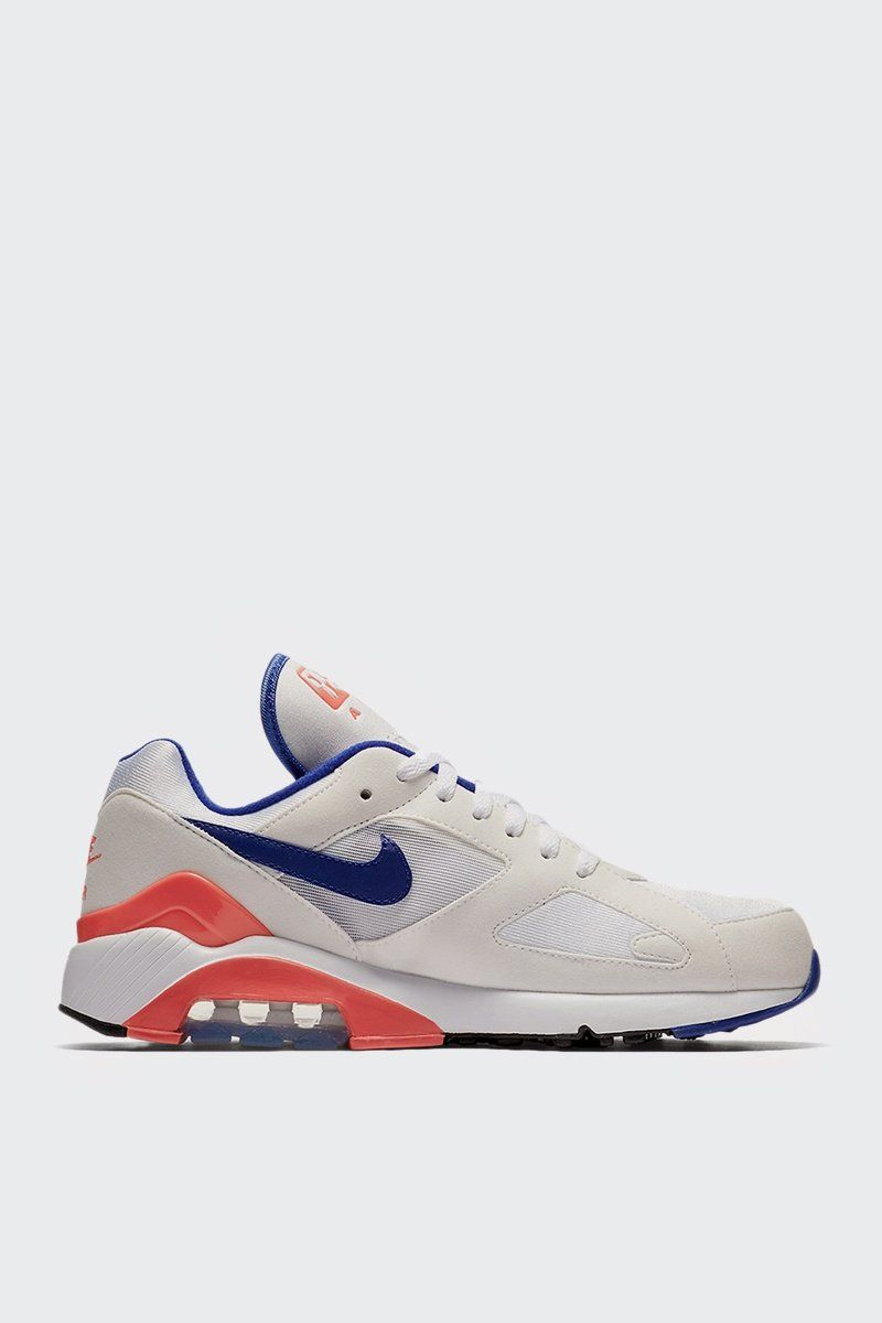 49c3b86d8313 Nike Air Max 180 - white ultra marine