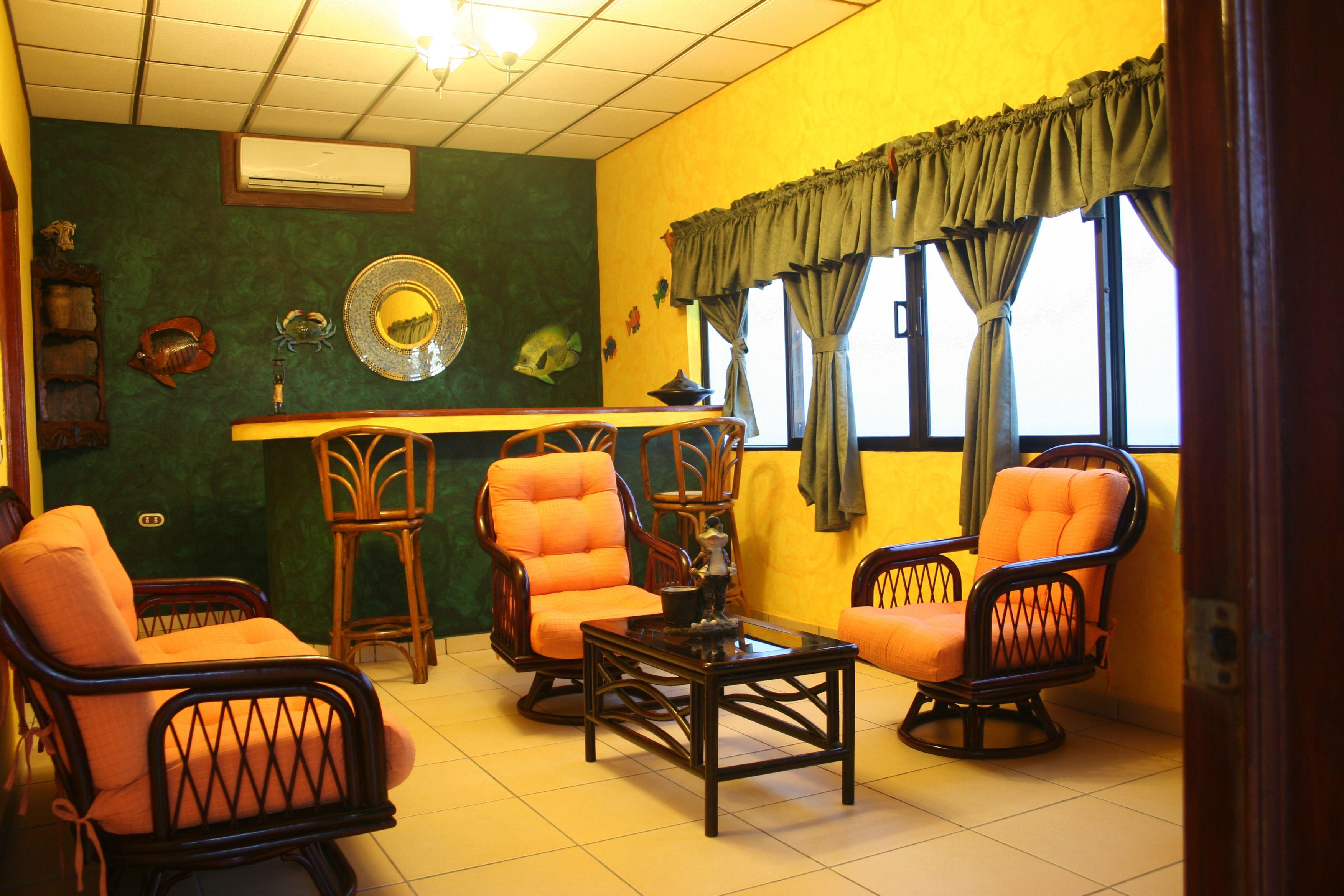 Hotel Rancho Estero Y Mar Playa El Pimental San Luis