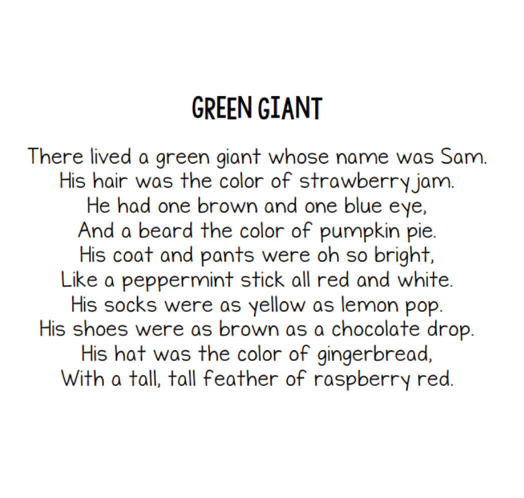 Jack Prelutsky Poems For Kids Visualizing Google Search Poetry