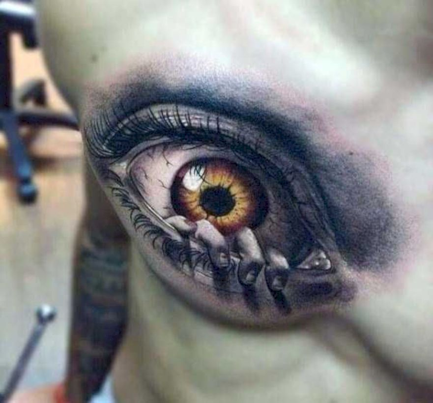 Breathtaking 33 Unique 3d Tattoo Inspiration Http 99outfit Com