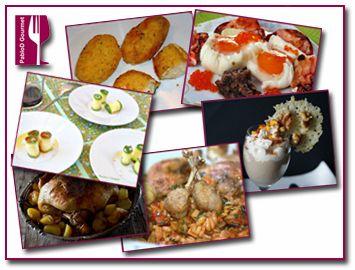 Las recetas saladas favoritas de los bloguer@s