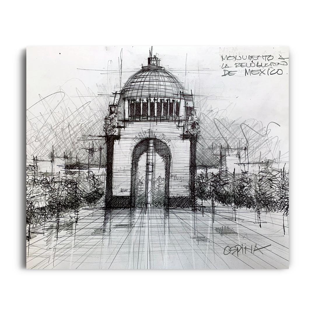 Monumento A La Revolucion Mexico