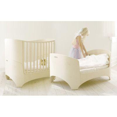 Leander 4 In 1 Convertible Nursery Set