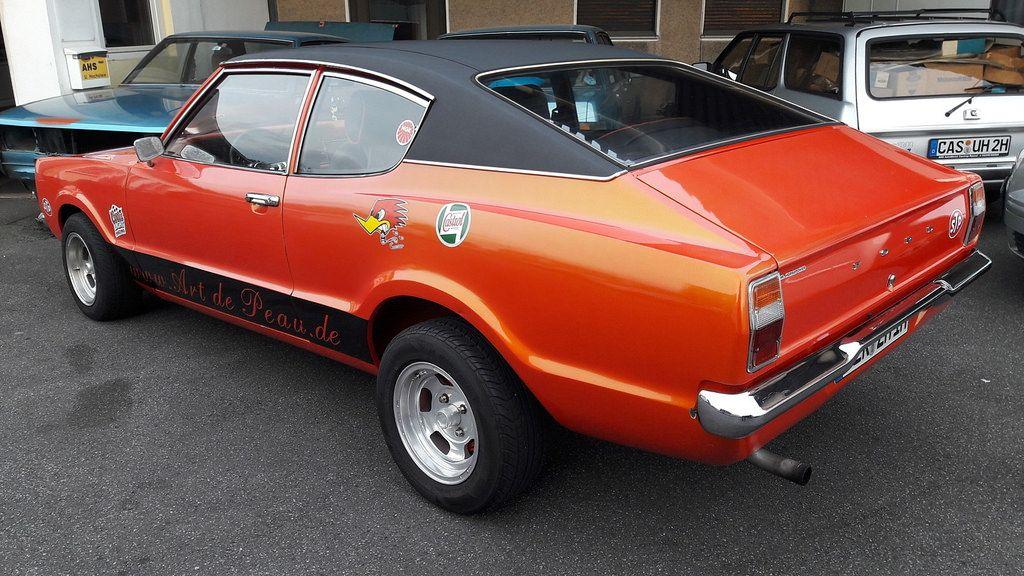 Ford Taunus 2 0 Xl Coupe Tc1 Serie Ii Mod 1974 Modified