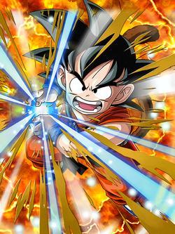 Innocent Challenger Goku Youth Anime Dragon Ball Dragon Ball Goku Dragon Ball Art