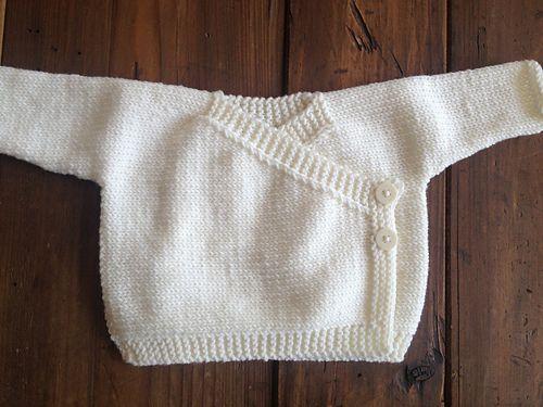 cb7d568c105ce6 Baby Kimono. Örgü ProjeleriPrematürRavelry. Ravelry  Baby Kimono pattern by Elizabeth  Jarvis