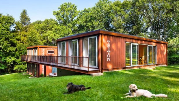 Imagen relacionada Shipping Containers Homes in 2018 Pinterest