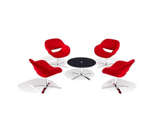 8200 Volpe - Metal Seating - Kusch+Co
