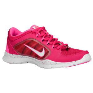 Nike Flex Trainer 4 - Women's - Fuchsia Force/Hyper Pink/White