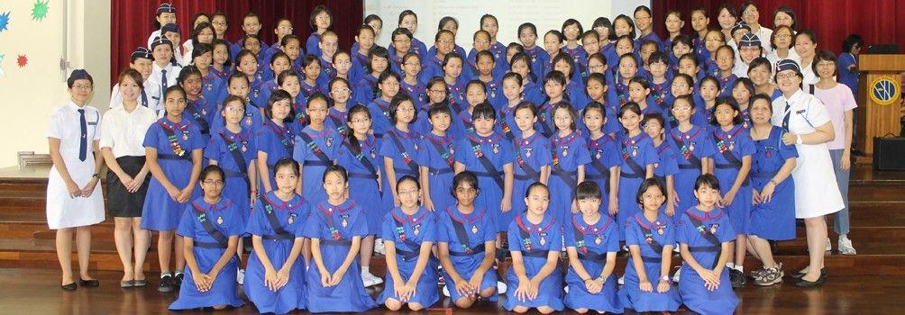 Girls_Brigade Singapore GBS Singapore, Brigade, Girl