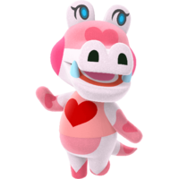 Gayle アリゲッティ Arigetthī Is A Normal Alligator Villager In The Animal Crossing Series Animal Crossing Amiibo Cards Animal Crossing Characters Animal Crossing