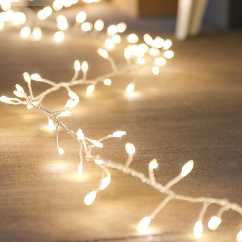 Garland Fairy Lights #fairylights