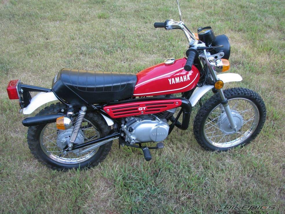 1980 Yamaha Gt 80 Classic Motorcycles Yamaha Enduro Motorcycle