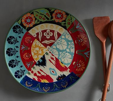 Rosalita Serving Platter #potterybarn