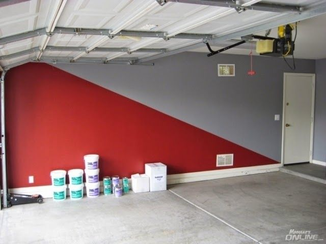 25+ Brilliant Garage Wall Ideas, Design And Remodel Pictures