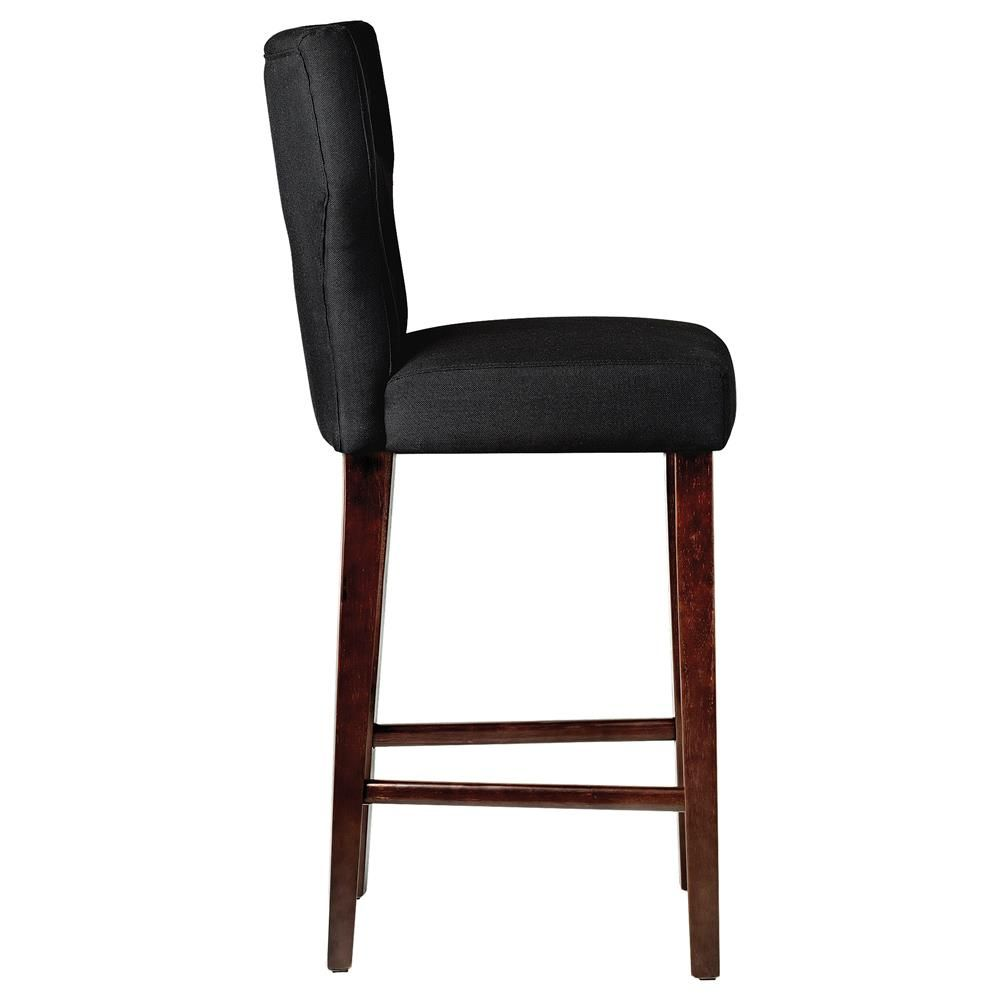 Swell Atelier Eclectic Tufted Bar Stool Stools Seating Shop By Short Links Chair Design For Home Short Linksinfo