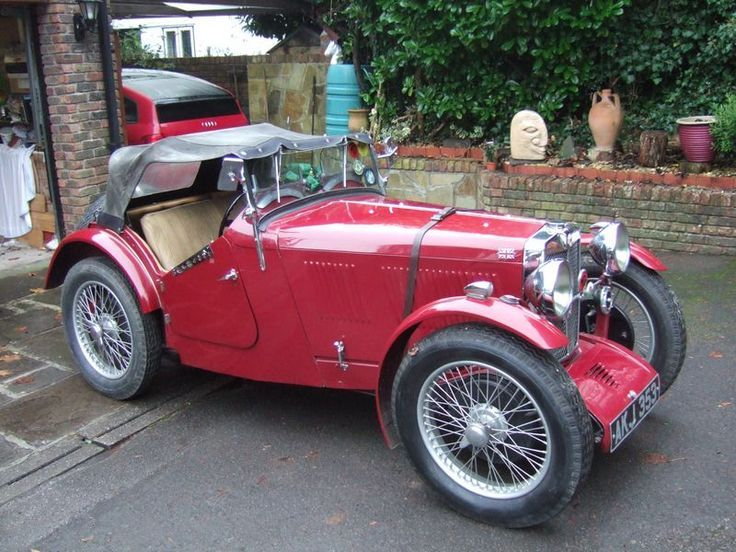 MG J2 1934