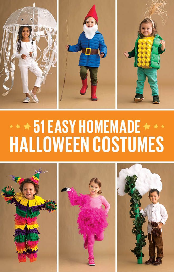 51 easy halloween costumes for kids spooky halloween. Black Bedroom Furniture Sets. Home Design Ideas