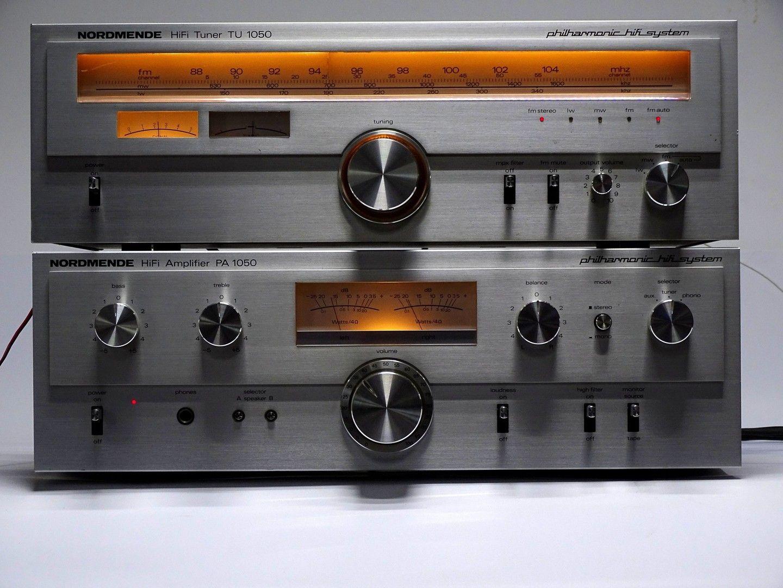 Nordmende Tu1050 Pa1050 Zestaw Licytacja Bcm 7291845566 Oficjalne Archiwum Allegro Hifi Audio Stereo Audio Technica