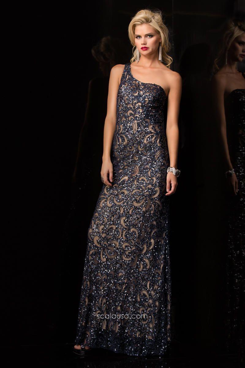 Scala Dress 48434 | Terry Costa Dallas | Cocktail dress ...